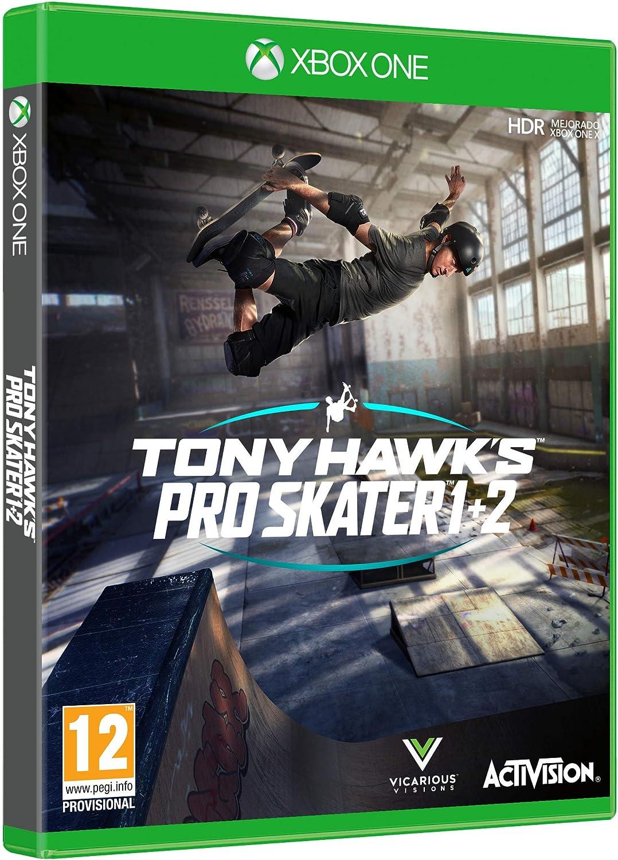 Tony Hawk's Pro Skater 1+2 XBOX (Exclusiva Amazon)