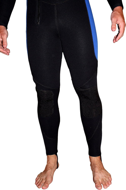 5mm Men s Front Cross Zip Wetsuit – TommyDSports Comfort Stretch 8830