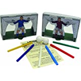 House of Marbles Blow Football Table Game