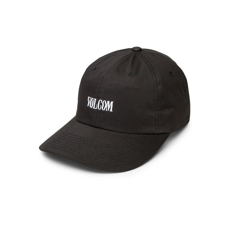 Volcom Weave Gorra, Hombre, Negro, O/S: Amazon.es: Ropa y accesorios