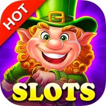 Slots: Irish Luck Slot Machines - Play the Best Free Vegas Casino Slot Machine Games with Freespin and Exciting Bonus Game