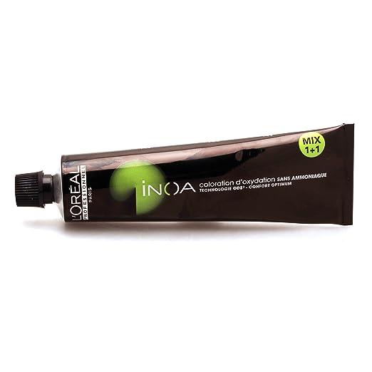 LOreal Inoa Tinte sin Amoniaco 8.3 - 60 ml, 8.3