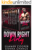 Down Right Dirty: A Ten-Book Romance Box Set