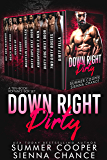 Down Right Dirty: A Ten-Book Romance Box Set (English Edition)