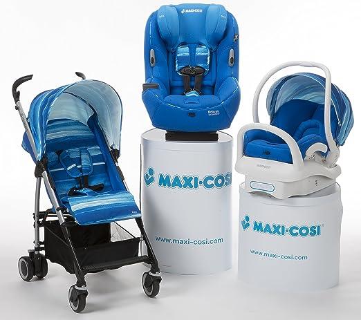 Amazon.com: Maxi-Cosi Mico Max Silla para auto 30, Acuarela ...