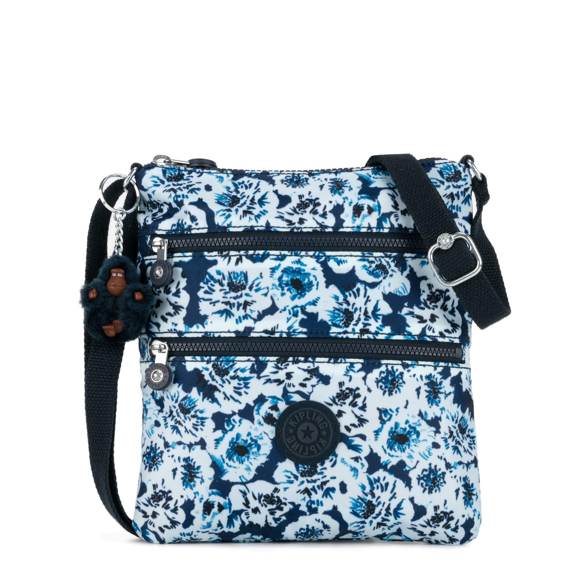 Kipling Keiko Crossbody Mini Bag One Size Roaming Roses