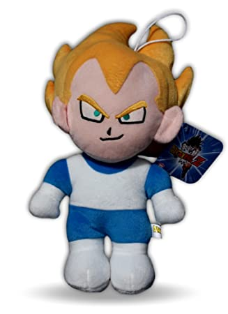 Vegeta 30cm Peluche Dragon Ball Z Manga Anime Hermano Mayor de Son Goku Muñeco