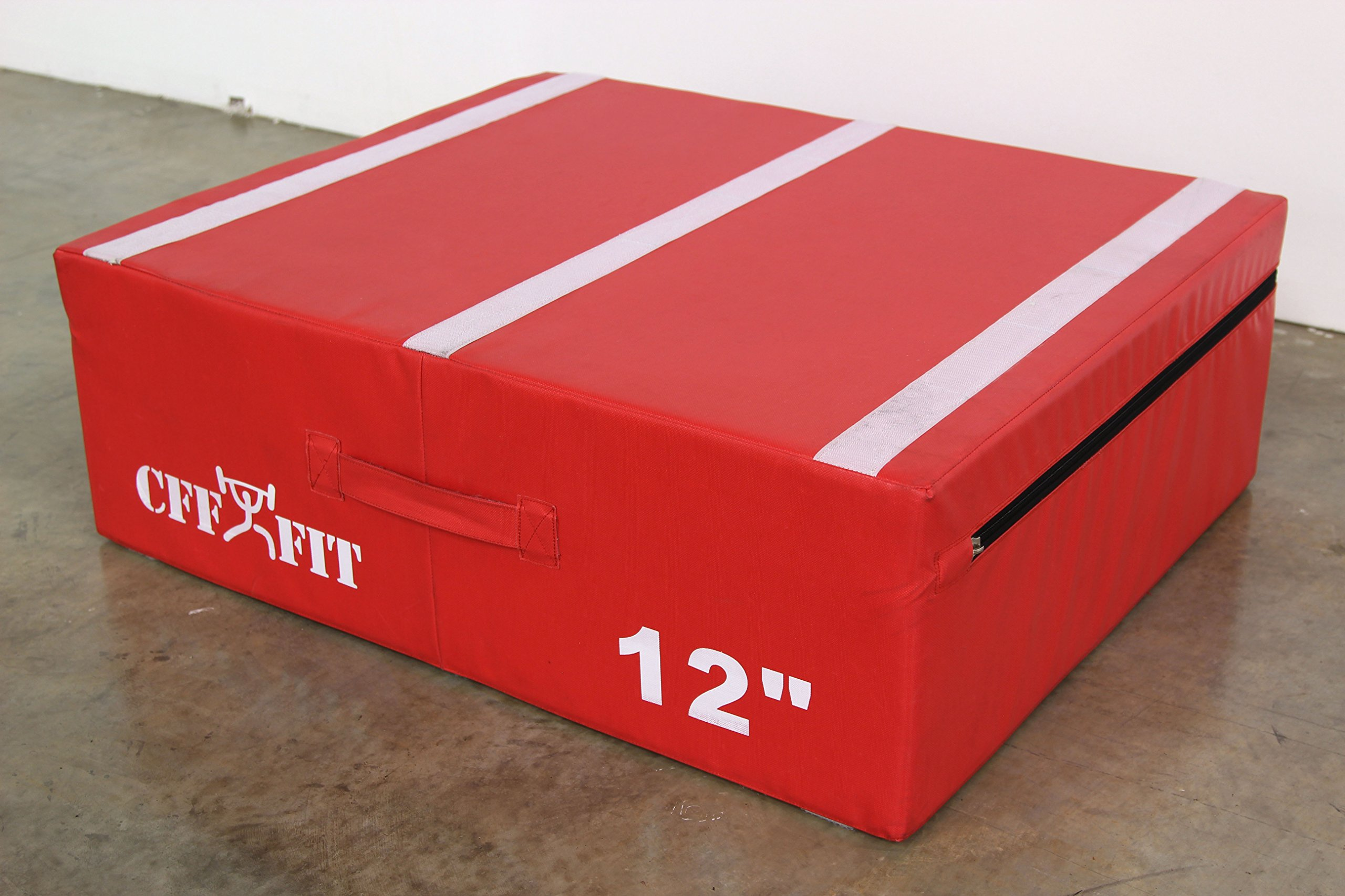 CFF Cushion Plyo Boxes (12 inch) by CFF FIT (Image #1)