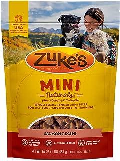 product image for Zuke's Mini Naturals Training Dog Treats and Hemp Naturals Calming Dog Chews