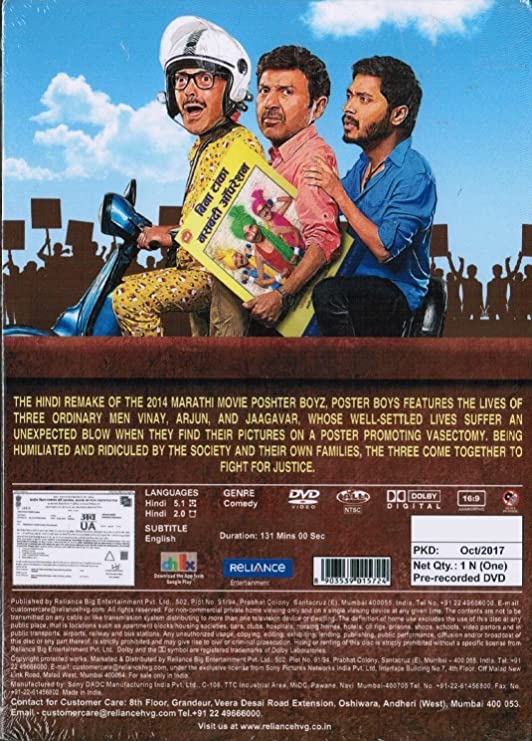 Poster Boys dvdrip movie free download