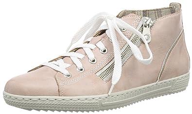 Sneakers Damen Rieker Hohe Handtaschen amp; Schuhe L9413 xaqUt