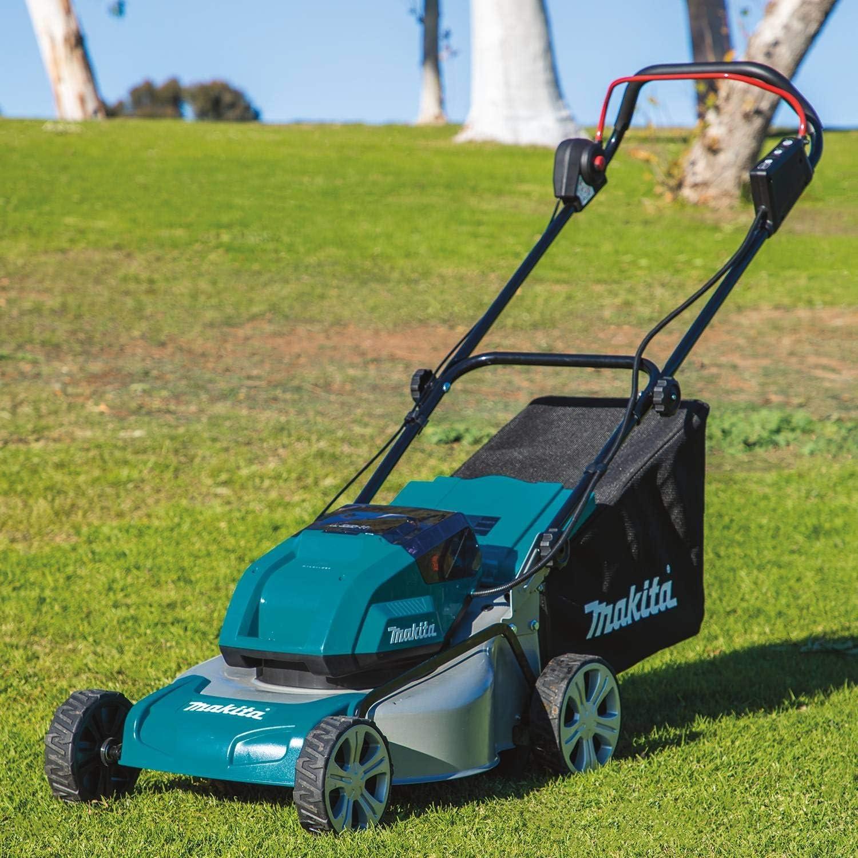 Makita XML03PT1 Best Mower For 5 Acres
