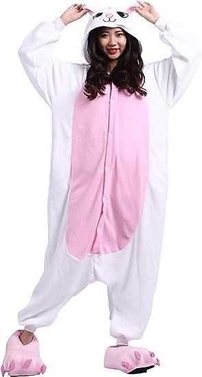 Costume de dessin anim/é Pyjama animal licorne Carnaval Unisexe Combinaison de nuit pour enfants