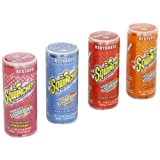 Sqwincher ZERO Qwik Stik - Sugar Free Electrolyte Powdered Beverage Mix, Assorted Flavors  060119-AS (Case of 200)