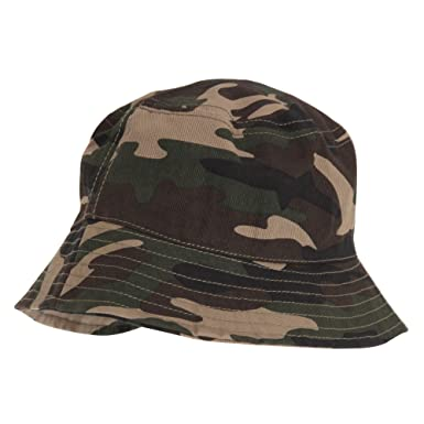 2d269954 Pro Climate Adult Unisex Camouflage Bucket Hat (ONE Size) (Camo ...