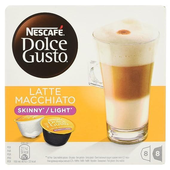 Nescafe 529201 Café molido de tueste natural y leche en polvo. Contiene azúcares naturalmente presentes
