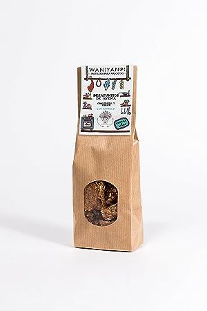 Desayunitos de avena, yogur y fruta - Galleta 100% natural para perro- 100g: Amazon.es: Productos para mascotas