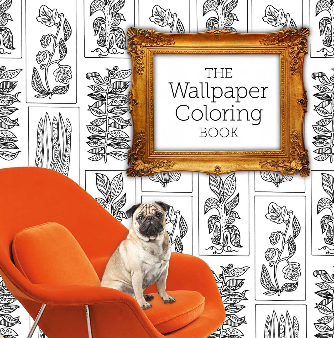 Amazon The Wallpaper Coloring Book 9781626865570 Natalia Price Cabrera Jessica Stokes Gemma Latimer Books