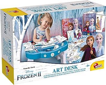 Lisciani Giochi – 73719 Juego para niños Frozen 2 Mesa Auxiliar Creativo: Amazon.es: Juguetes y juegos