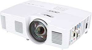 Acer Projector DLP 45in Full HD, Eco Projection, Home Theater, Cinema,   Renewed