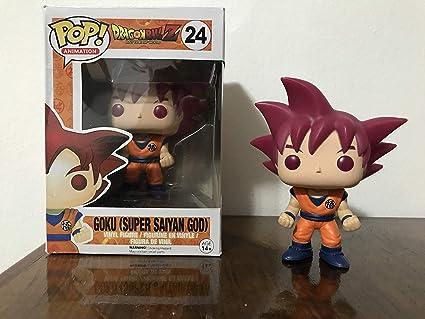 Amazon.com: Figura de Dragonball Z Super Saiyan Goku de ...
