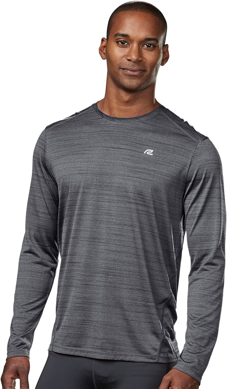 Road Runner Sports Mens Runners High Printed Long Sleeve