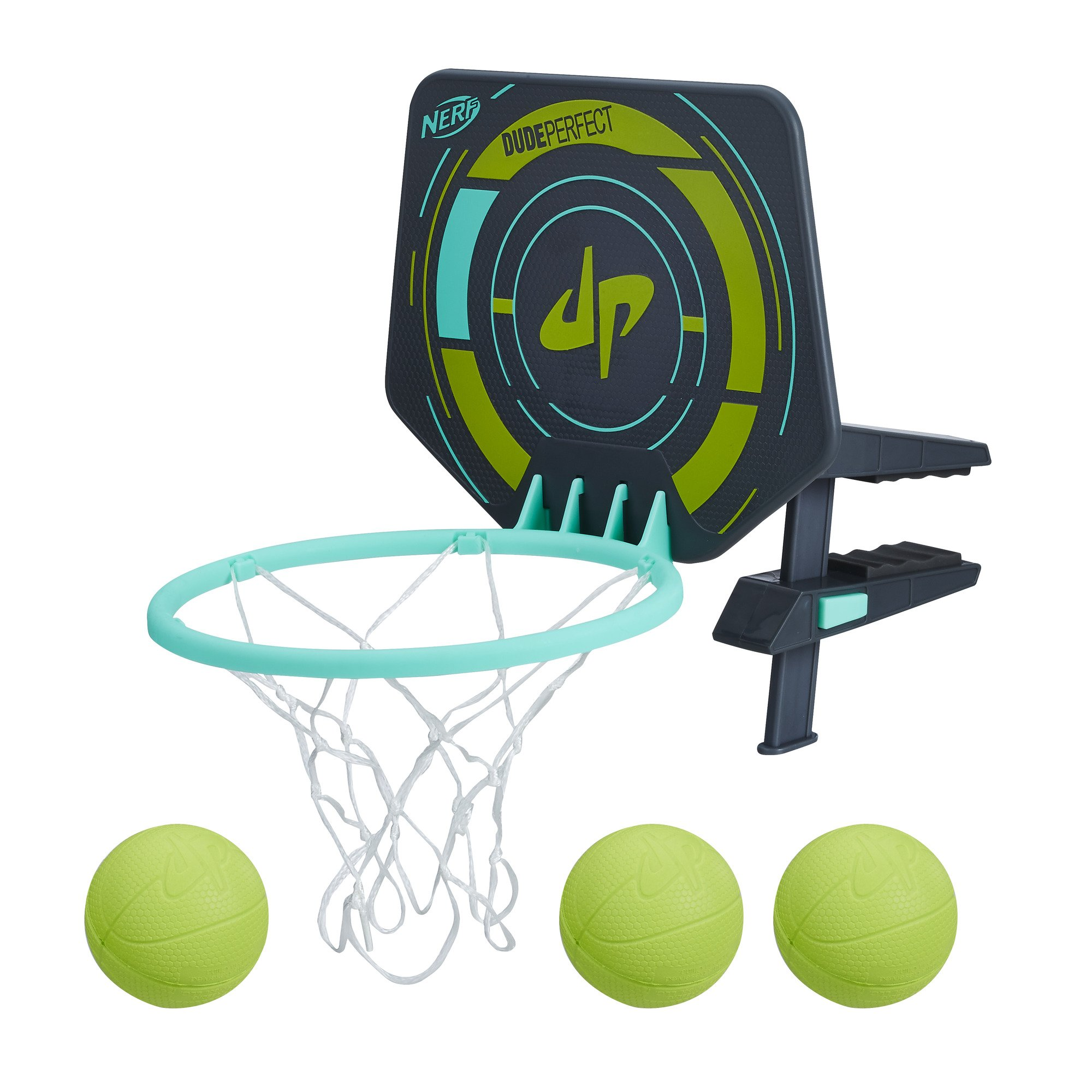 Nerf Sports Dude Perfect Mini PerfectShot Hoop by NERF