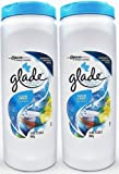 Glade Carpet & Room Deodorizer - Clean Linen, 32 Ounce (Pack of 2)