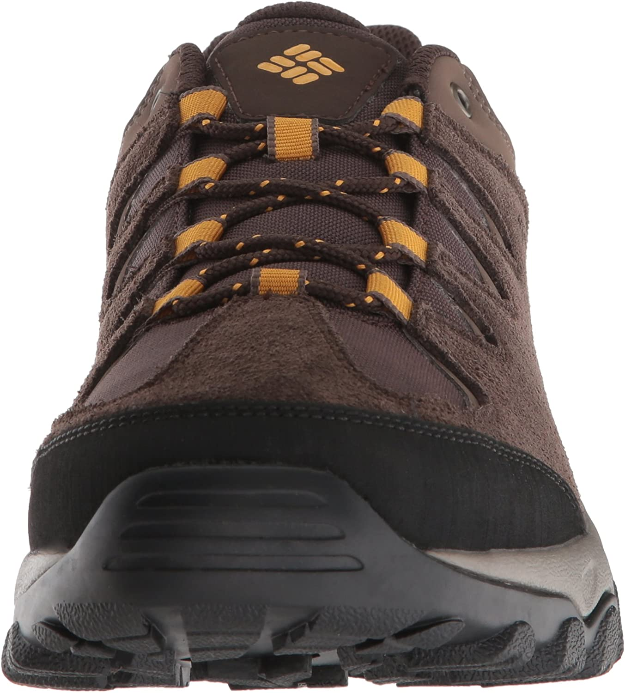 Columbia Mens Buxton Peak Sneakers