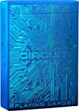Circuit Playing Cards, Creative Deck of Cards with Free Card Game eBook, Premium Card Deck, Cool Poker Cards, Unique…