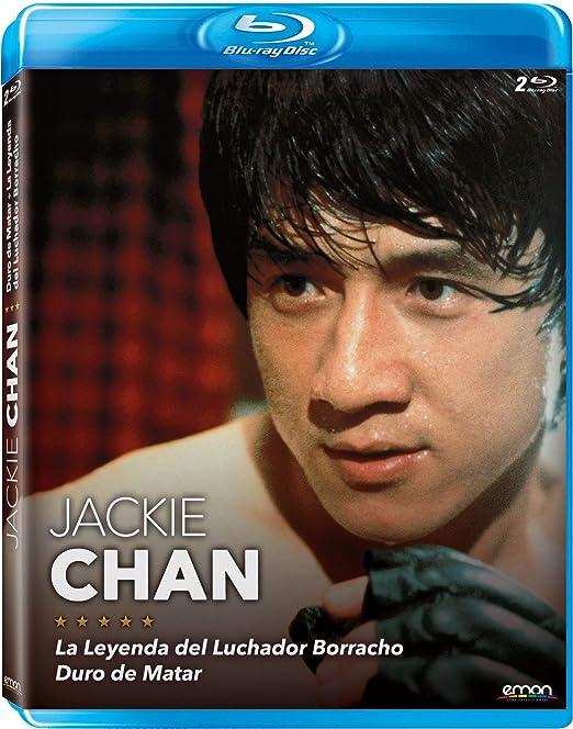 Pack Jackie Chan Duro De Matar La Leyenda Del Luchador Borracho Blu Ray Amazon Es Jackie Chan Stanley Tong Chia Liang Liu Jackie Chan Cine Y Series Tv