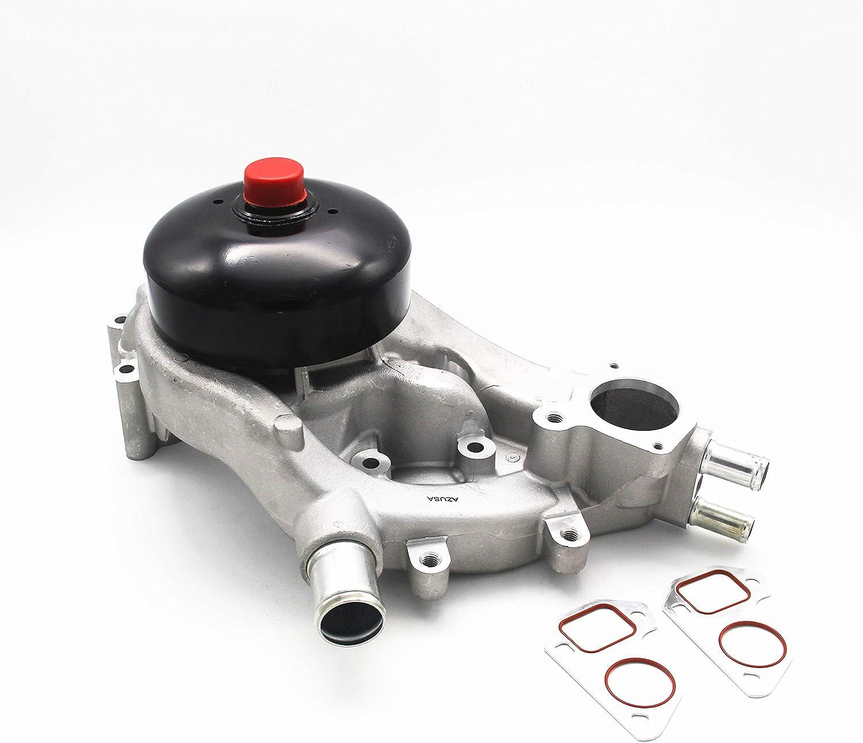 lf Gates Engine Water Pump for 2007-2014 Cadillac Escalade ESV 6.2L V8