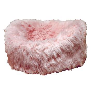 bunny luxury dog beds pink stylish for small dogs australia leather uk