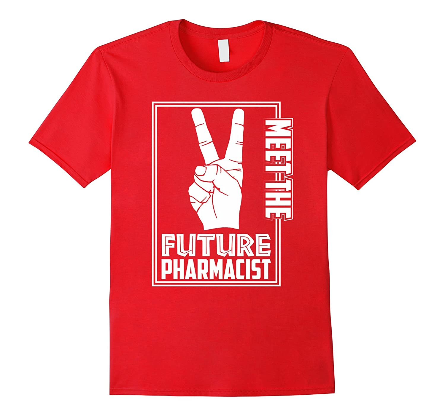 Meet the Future Pharmacist, T-Shirt for Pharmacists-TH
