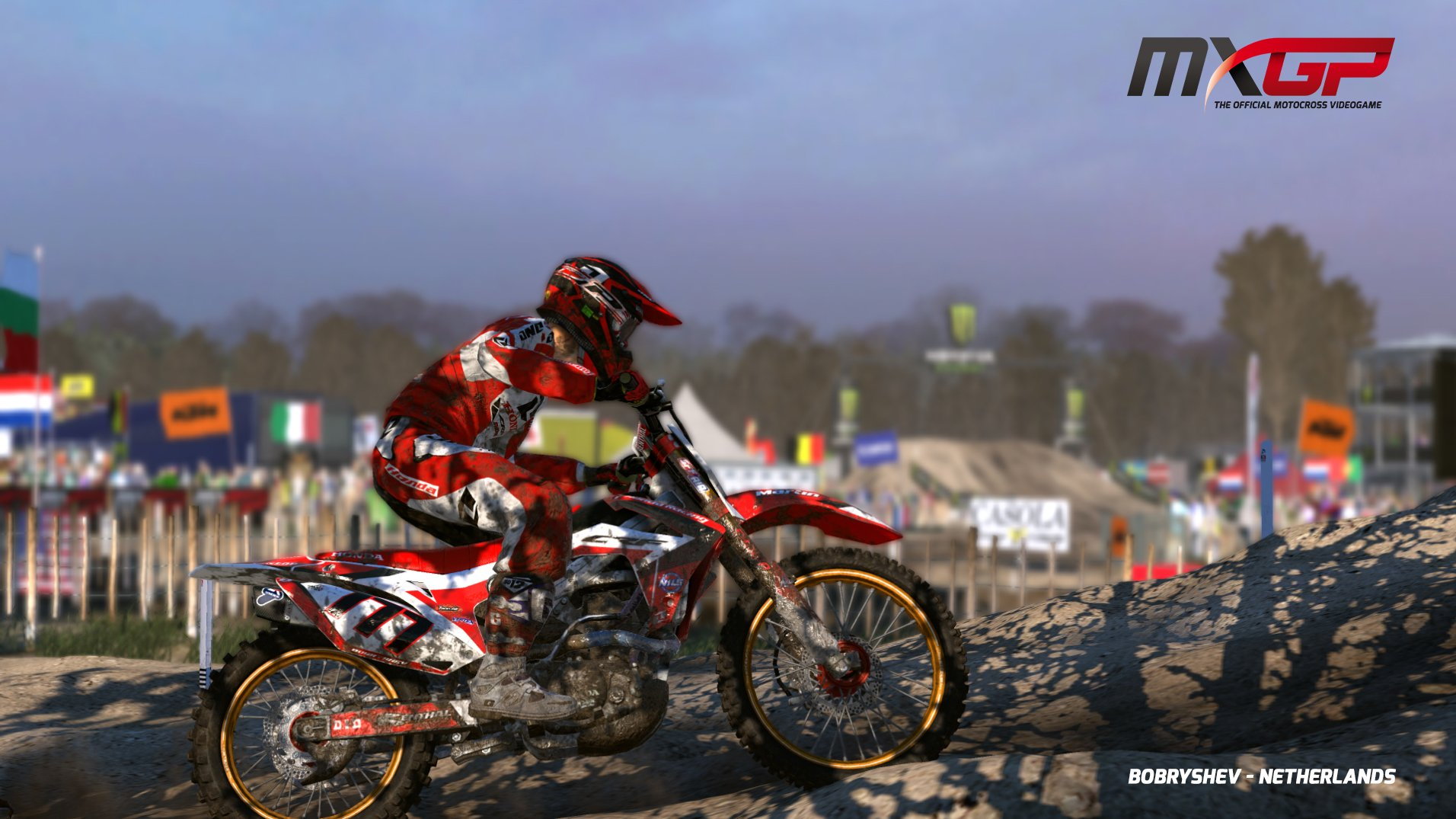 MXGP 14: The Official Motocross Videogame by Bandai (Image #9)