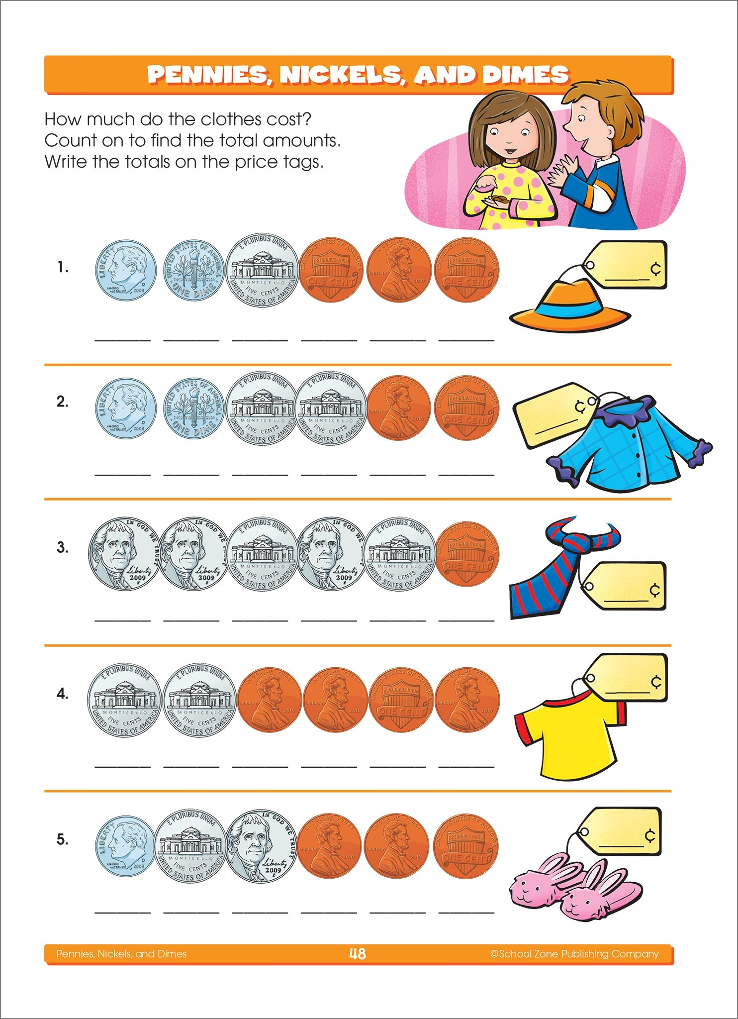 worksheet Counting Dimes And Pennies counting pennies nickels and dimes worksheets addition division with 81nh5ghvqel worksheetshtml