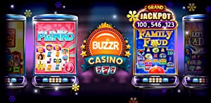 BUZZR Casino - Play Free Slots from Ludia Inc.