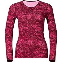 Odlo Shirt L/S Crew Neck Livigno Revolution T
