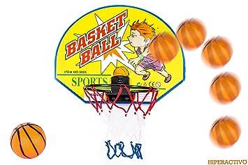 Juego de Baloncesto para pared o puerta en el interior de ...