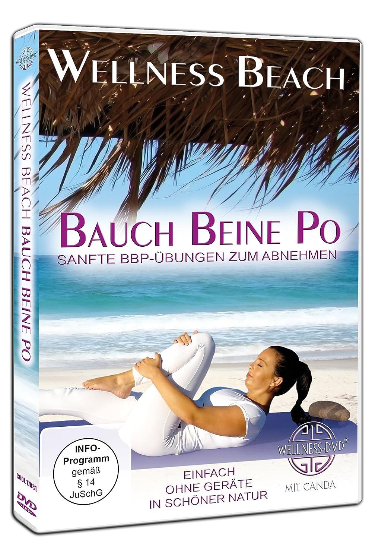 Übungen zum Abnehmen von Bauch, Beinen und Gesäß
