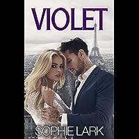 Violet: A Dark Mafia Romance (Colors of Crime Book 3) (English Edition)