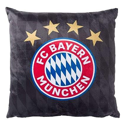 FC Bayern M/ünchen Kissen anthrazit