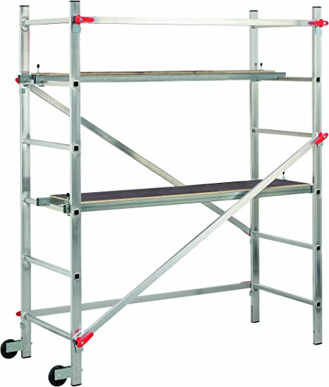 Hailo 9459-301 /Échafaudage Aluminium