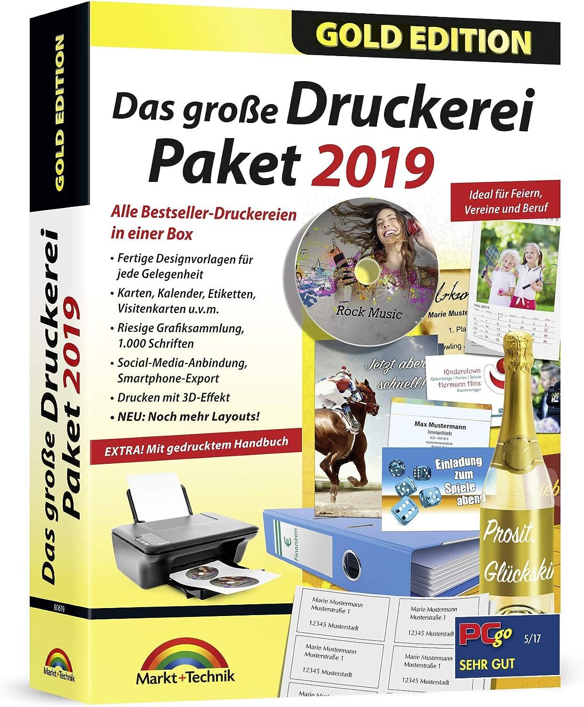 Das Große Druckerei Paket 2019 Einladungen Etiketten Glückwunschkarten Visitenkarten Cd Dvd Druckerei 50 000 Cliparts Und 5 000 Lizenzfreie