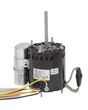 Amazon.com: Fasco D1127 Replacement Motor | 115V 230V 1/12HP 1/15HP on