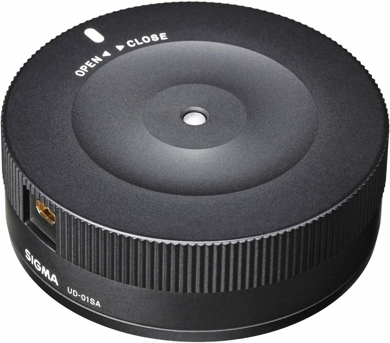 Sigma UD-01SO USB-Dock f/ür Sony A-Objektivbajonett