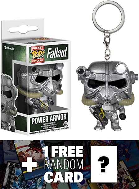 Amazon.com: Fallout Power Armor: Pocket POP! x Mini-Figure ...