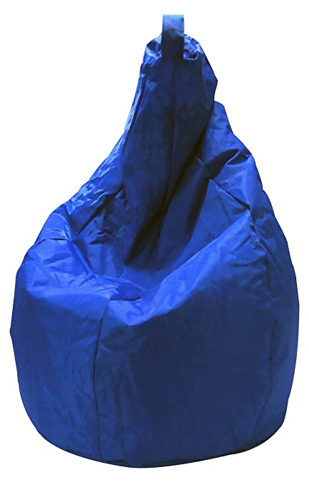 Favoloso 13Casa 53066. poltrona sacco nylon blu: Amazon.it: Casa e cucina QX29