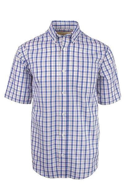 Fenside Country Clothing - Camisa Casual - para Hombre  Amazon.es  Ropa y  accesorios 23ab8ef9df5