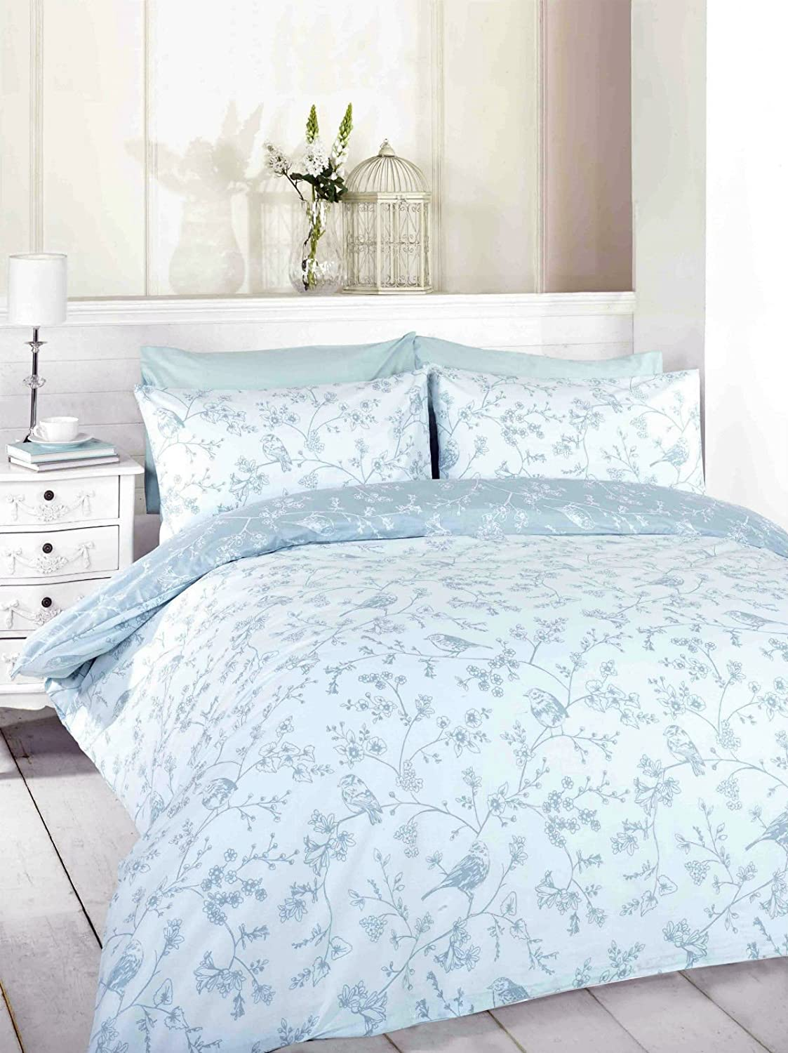 duvet set and cover peacock hibiscus product eikei exotic bird blossom
